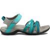 Teva W's Tirra Shoes Lake Blue Gradient